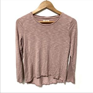 Madewell Slub knit style t-shirt